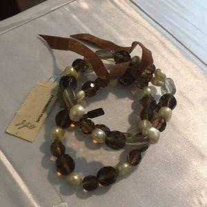 JJill Freshwater Pearl Bracelet Set